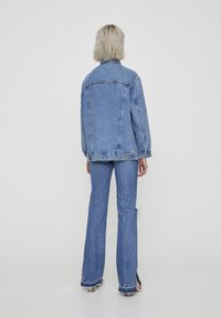 PULL&BEAR - Denim jacket - dark blue - 2