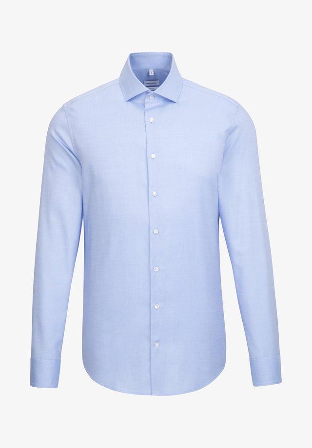 BUSINESS SHAPED - Koszula biznesowa - blau