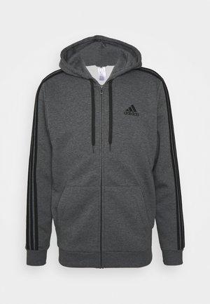 Sweatjakke - dark grey heather
