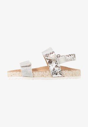 QUEVY - Sandals - silver