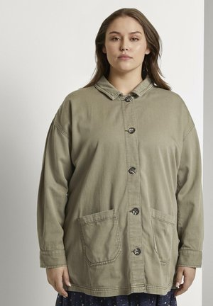 Summer jacket - new light khaki