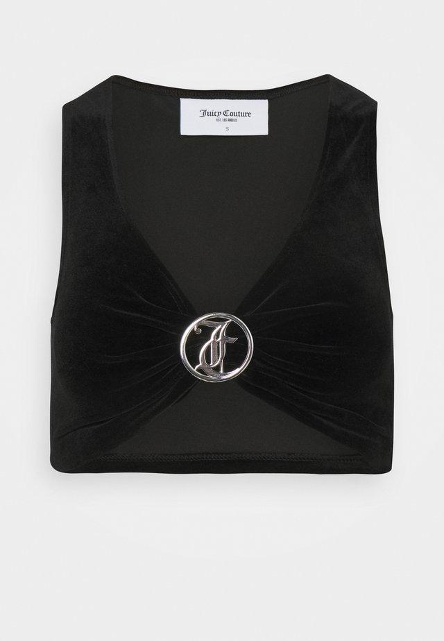EFFIE BRALET - Top - black