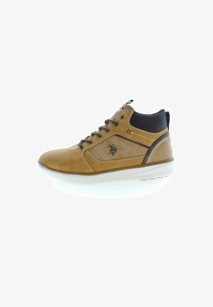 CASUAL YGOR - Zapatillas altas - tan