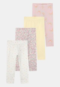 Name it - GIRLS 4 PACK - Leggings - Trousers - pale lilac - 0