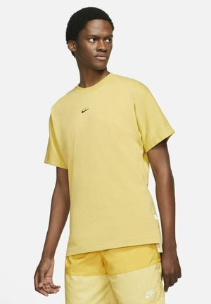 T-shirt basique - saturn gold/sail/ice silver/saturn gold