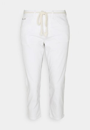 CRVAVA PANT COCO FIT - Trousers - snow white
