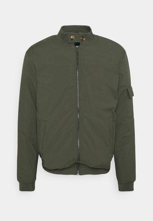 NETOM JACKET - Bomber Jacket - dark green