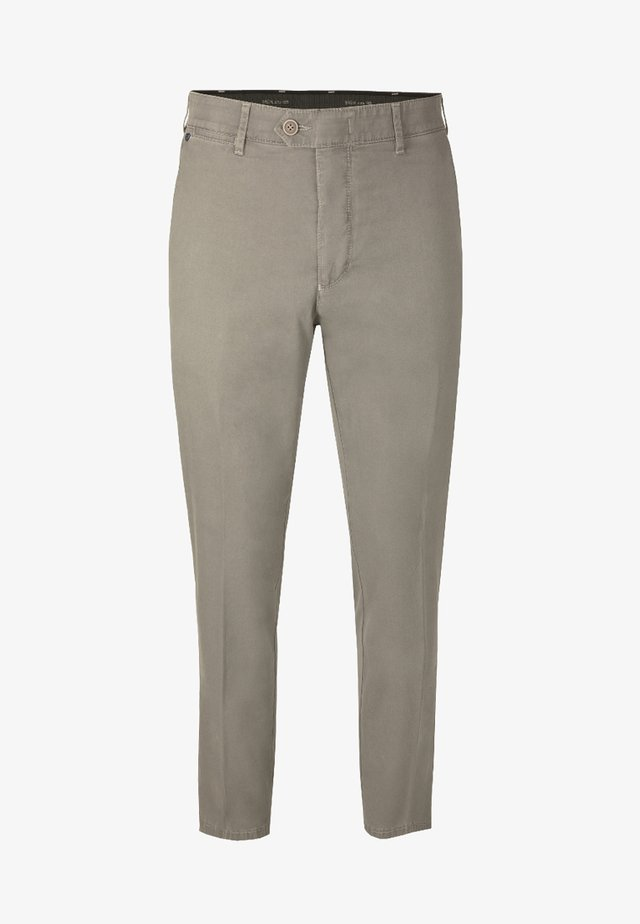 Chinos - medium grey