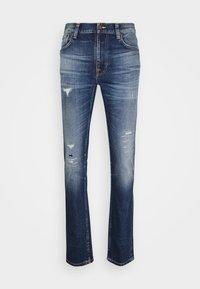 Nudie Jeans - LEAN DEAN - Slim fit jeans - born blue - 5