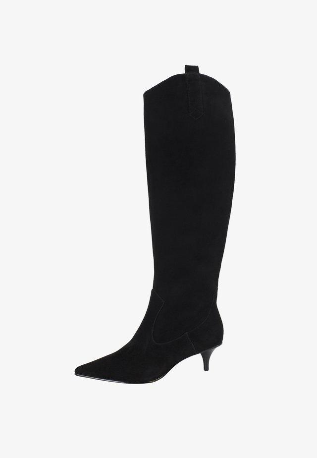 Laarzen - schwarz