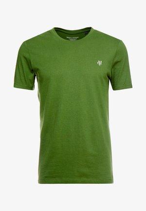 SHORT SLEEVE ROUND NECK - Basic T-shirt - garden green