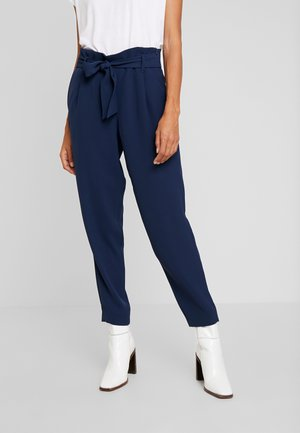Trousers - mood indigo