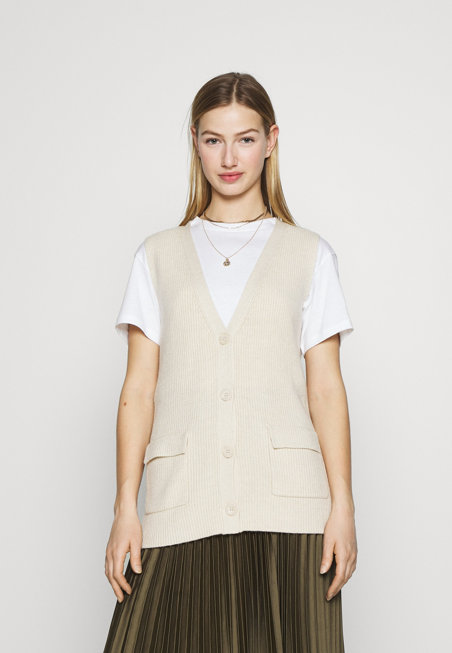 Women ONLFLORELLE - Waistcoat