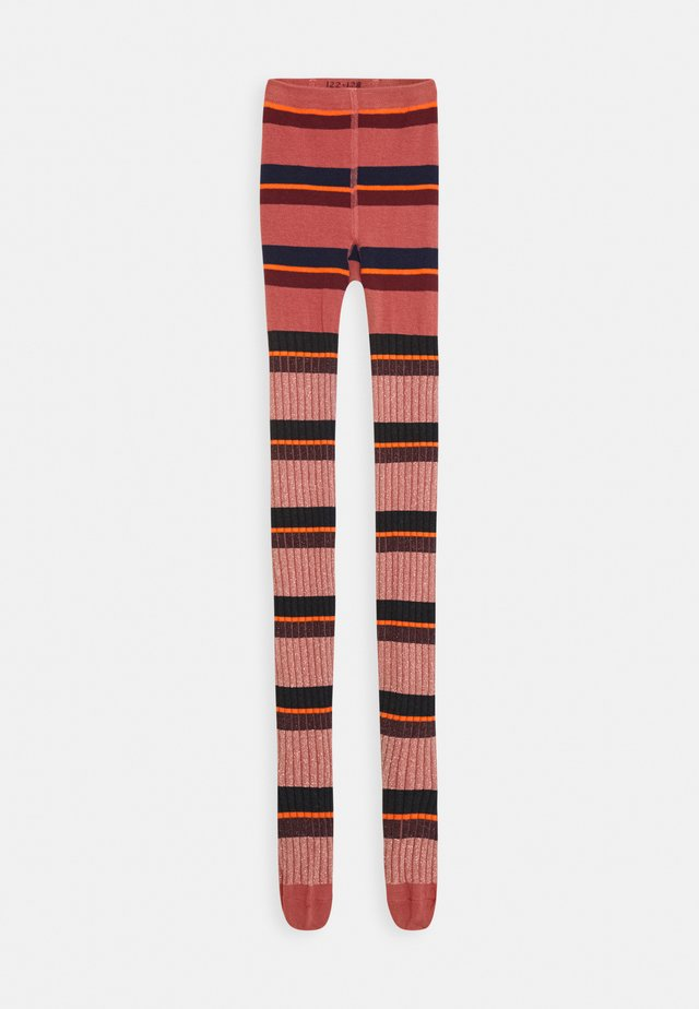 STRIPY TIGHTS - Strumpfhose - desert