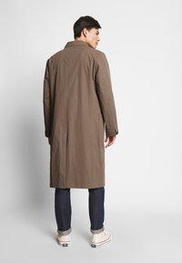 Hope - HIGH COAT - Klasický kabát - brown - 2