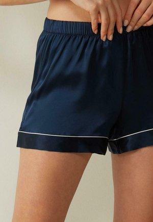 Pyjama bottoms - blu ink