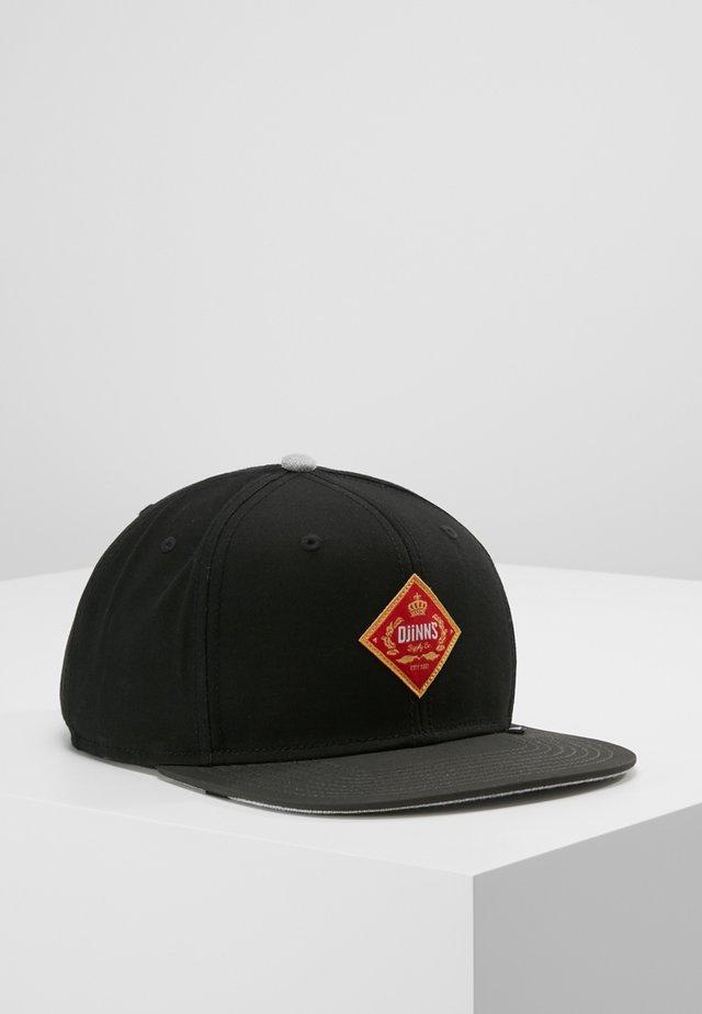 CIGAR - Cappellino - black