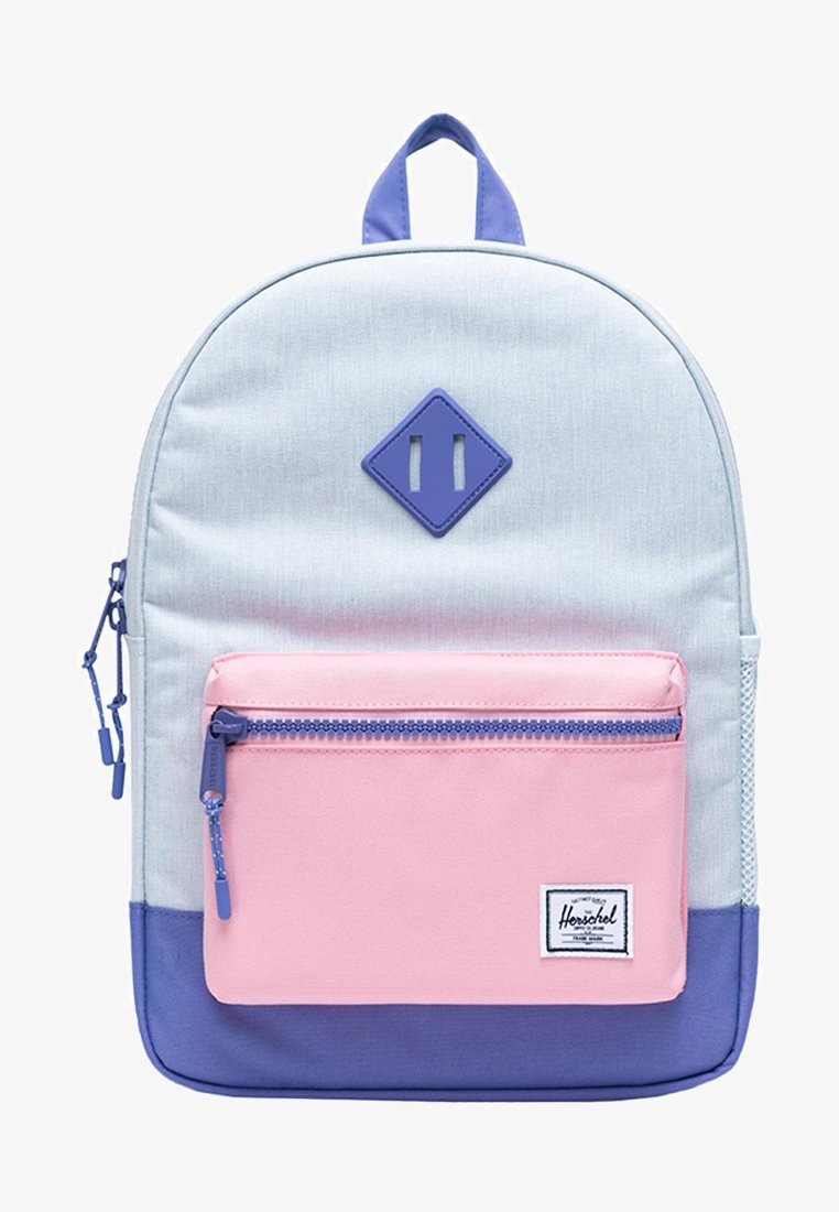 Herschel - School bag - ballad blue pastel crosshatch/candy pink/dusted peri