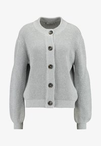 Minimum - AFFIE  - Cardigan - light grey - 4