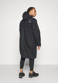 adidas Performance - ATHLETICS TECH SPORTS RELAXED JACKET - Training jacket - black - 2