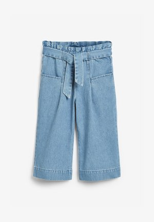 Jeans Bootcut - light-blue denim