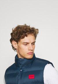 HUGO - BALTINO - Waistcoat - dark blue - 4