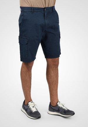 BARNI - Shorts - navy
