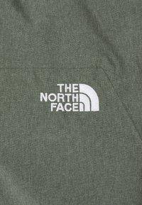 The North Face - SANGRO JACKET - Hardshell jacket - mottled green - 5