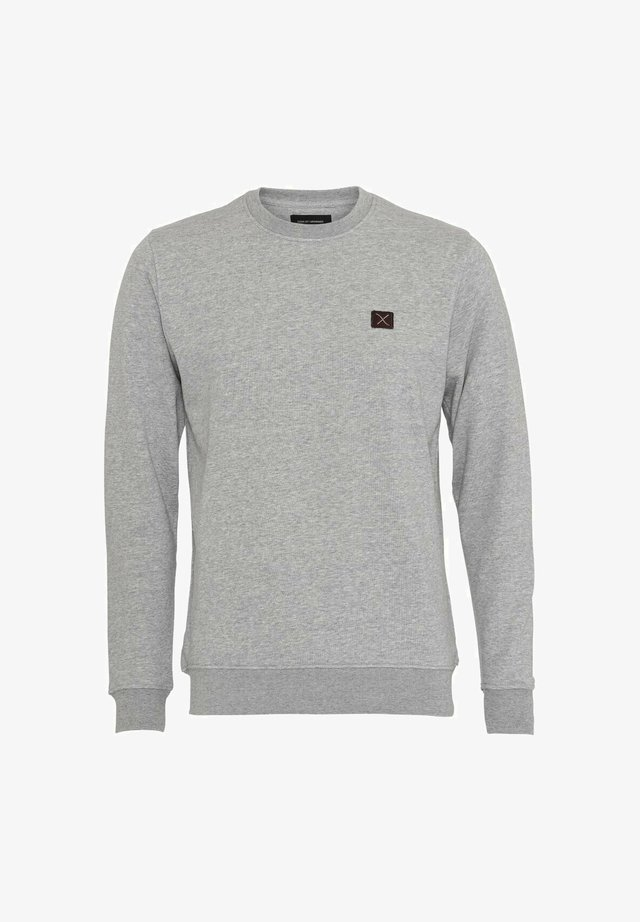 VIDARCC - Sweatshirt - lys grå