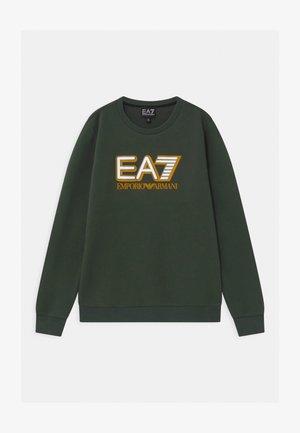 EA7 - Bluza - khaki