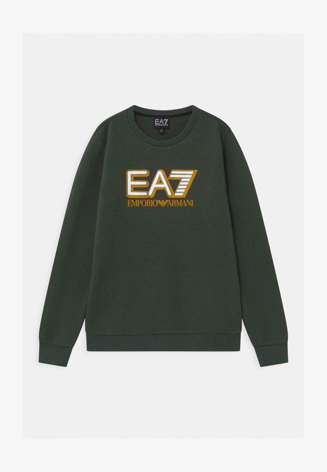 EA7 - Sweatshirt - khaki