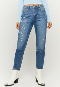 TALLY WEiJL - Relaxed fit jeans - blu - 0