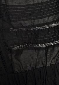 Scotch & Soda - SUMMER DRESS WITH PINTUCKS AND RUFFLES - Day dress - black - 2