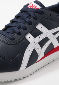 ASICS SportStyle - TIGER RUNNER - Trainers - midnight/white - 5