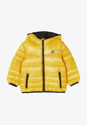 Winter jacket - yellow
