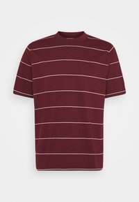Levi's® - UTILITY RELAXED TEE - T-shirt con stampa - space stripe sassafras - 0