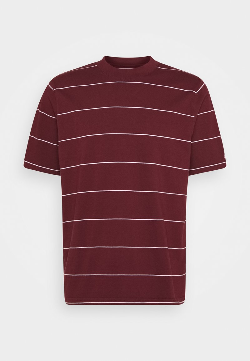 Levi's® - UTILITY RELAXED TEE - T-shirt con stampa - space stripe sassafras