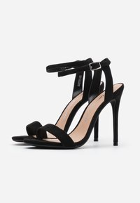 New Look - URBAN - High heeled sandals - black - 2