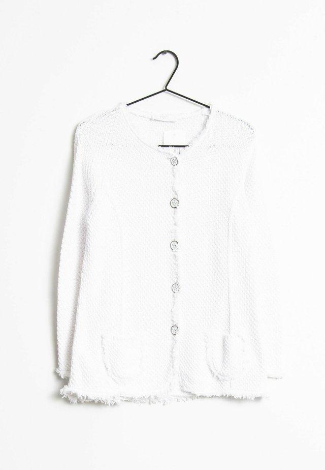 Vest - white
