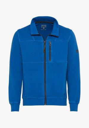 Summer jacket - strong blue