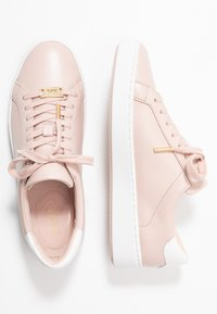 MICHAEL Michael Kors - IRVING LACE UP - Sneakers - soft pink - 3