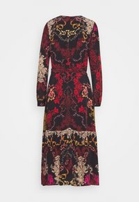 Ivko - DRESS FLORAL PRINT - Maxikjole - red/black - 1