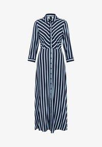 YAS - Shirt dress - navy blazer - 4
