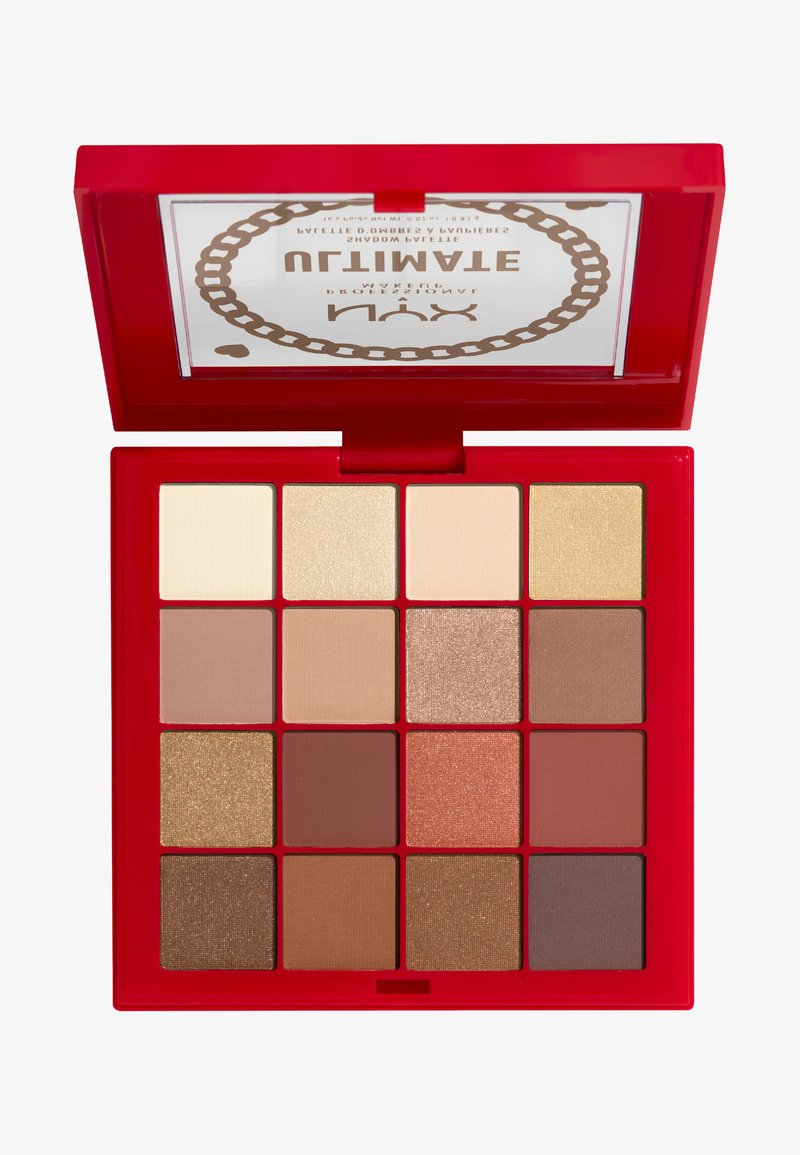 Nyx Professional Makeup - LUNAR NEW YEAR ULTIMATE SHADOW PALETTE - Eyeshadow palette - warm neutrals