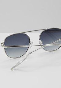 Jack & Jones - JACSTEAM SUNGLASSES - Sunglasses - silver-coloured - 2