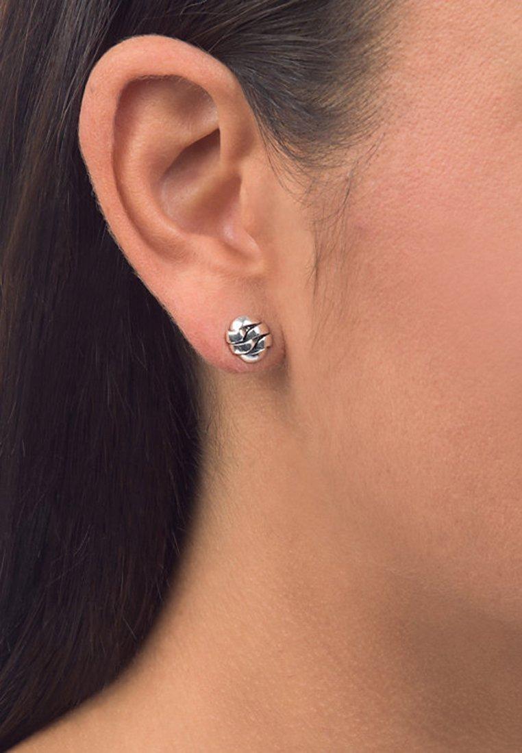 Buddha to Buddha - Earrings - silver