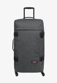 Eastpak - TRANS4 L CORE COLORS REISEGEPÄCK - Wheeled suitcase - black denim - 0