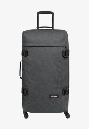 TRANS4 L CORE COLORS REISEGEPÄCK - Wheeled suitcase - black denim