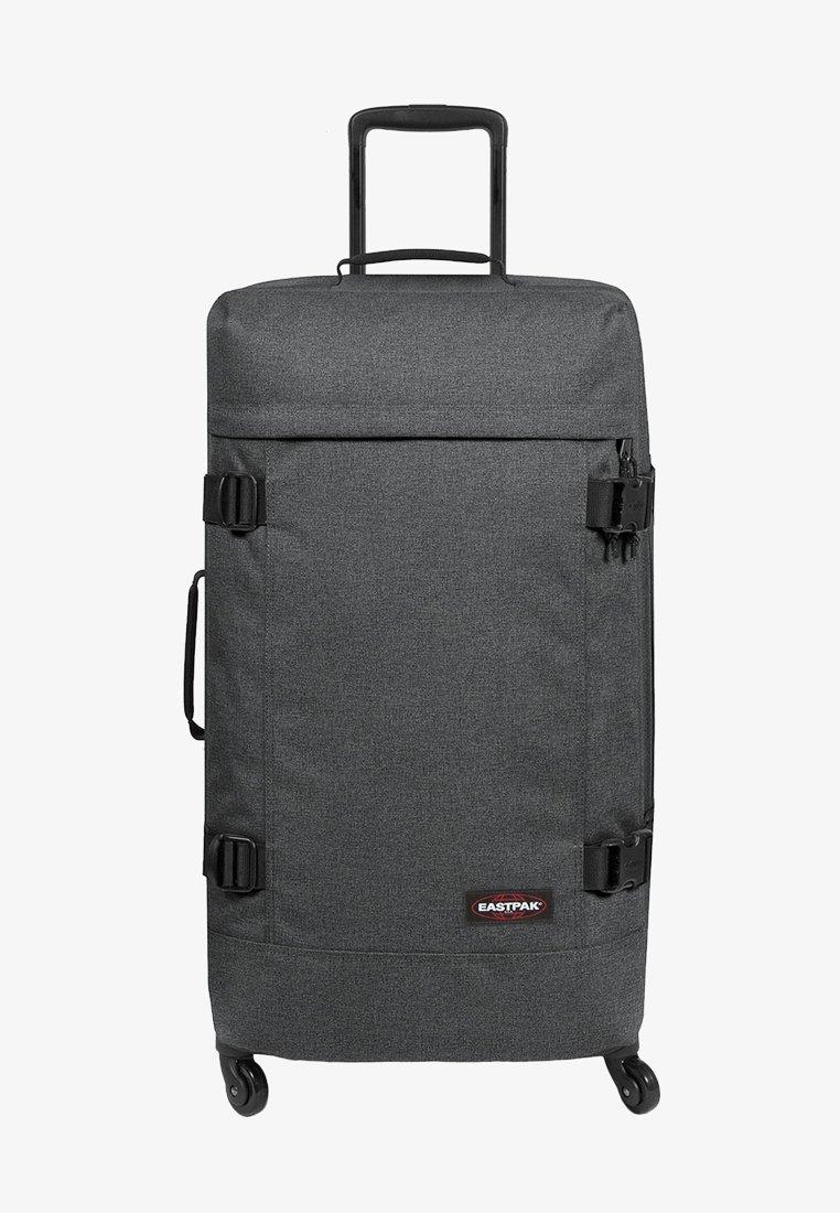 Eastpak - TRANS4 L CORE COLORS REISEGEPÄCK - Wheeled suitcase - black denim