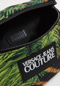 Versace Jeans Couture - JUNGLE PRINT BELT BAG - Bum bag - multicoloured - 3